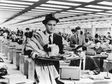 Jack Lemmon, The Apartment, 1960 Impressão fotográfica