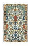 Non-Embellish Persian Ornament I Affiches par  Vision Studio