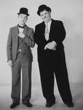 Oliver Hardy, Stan Laurel Impressão fotográfica
