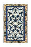 Non-Embellish Persian Ornament III Art par  Vision Studio