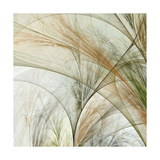 Fractal Grass III Posters par James Burghardt