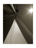 Sail Geometry I Poster by Noah Bay