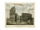 The Coliseum Art Print Merigot