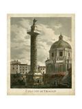 Column of Trajan Prints by  Merigot