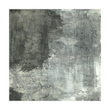 Gray Abstract II Poster by Elena Ray