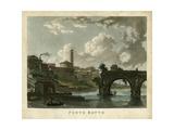 Ponte Rotto Prints by  Merigot