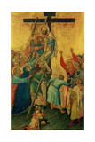 Orsini Polyptych: the Deposition from the Cross, 1335-1337 Giclée-tryk af Simone Martini