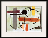 Torso Posters by Joan Miró