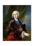The Infante Philip of Bourbon, Duke of Parma, 1739-1742 Giclee Print by Louis-Michel van Loo