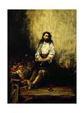 Sentenced to Death Giclée-Druck von Eugenio Lucas Velazquez