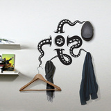 The Hold-Opus Coat Holder Autocollant mural