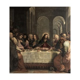 The Last Supper, 1605 Impressão giclée por Bartolome Carducho