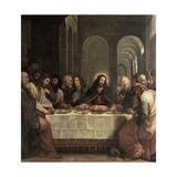 The Last Supper, 1605 Gicléedruk van Bartolome Carducho