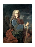 Louis I of Spain, 1724 Giclee Print by Jean Ranc