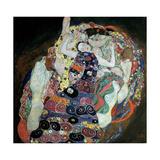 The Virgin, 1912-1913 Gicléedruk van Gustav Klimt