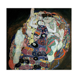 The Virgin, 1912-1913 Impressão giclée por Gustav Klimt