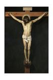Christ Crucified, Ca. 1632 Impressão giclée por Diego Velazquez