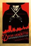 V wie Vendetta Kunstdrucke