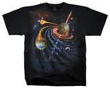 Nature - Space Spiral Skjorta