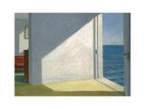 Stanze sul mare Poster di Edward Hopper