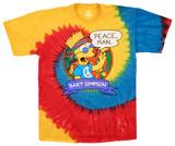 The Simpsons - Peace Man T-Shirt