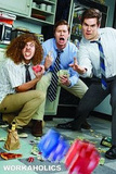 Workaholics Rolling Dice Affiches