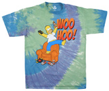 The Simpsons - Woo Hoo T-shirts