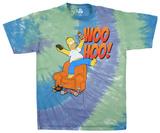 The Simpsons - Woo Hoo Shirt