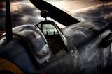 Spitfire Irene Photographic Print by David Bracher