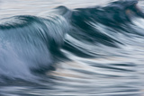 Waves in the Sea of Cortez Near La Paz Fotografisk trykk av Michael Melford