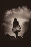 The Silent Cry Reproduction photographique par Svante Oldenburg
