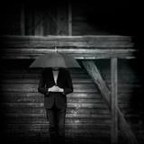 I Don't Care Fotografie-Druck von Svante Oldenburg