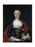 Marianna Rufino Di Diano, C.1750 Lámina