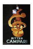 Advertising Poster for Bitter Campari Posters van Leonetto Cappiello