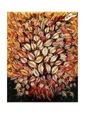 Leaves Plakater af Seraphine (de Senlis) Louis