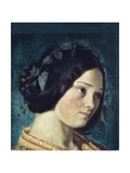 Zelie Courbet (The Artist's Sister) Prints by Gustave Courbet