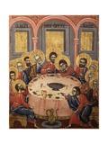 Last Supper Poster by  Terpo & Eftim
