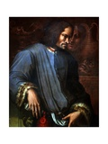 Lorenzo De Medici Poster von Giorgio Vasari