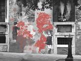 Street Style I Giclee-trykk av Tom Frazier