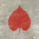 Forest Leaf II Giclee Print by Max Carter