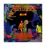 Santana: Amigos Plakater