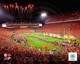 NCAA Memorial Stadium Clemson University Tigers 2013 Photo