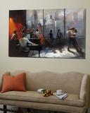 Room with a View II Posters van Willem Haenraets