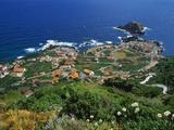 Porto Moniz, Madeira, Portugal Impressão fotográfica por Hans Peter Merten