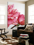 Pink Twin II Affiches par Yvonne Poelstra-Holzaus