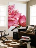 Pink Twin II Posters av Yvonne Poelstra-Holzaus