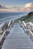 Red Cliff, Kampen, Sylt, North Frisian Islands, Nordfriesland, Schleswig Holstein, Deutschland, Europa Fotografie-Druck von Markus Lange