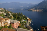 Torno from Moltrasio, Lake Como, Lombardy, Italian Lakes, Italy, Europe Reproduction photographique par Charles Bowman