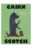 Cairn Scotch Reproduction pour collectionneur par Ken Bailey