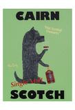 Cairn Scotch Sammlerdrucke von Ken Bailey